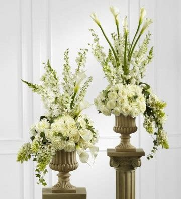 Arreglos Florales Para Confirmacion En Iglesias | hermosas ideas de arreglos florales para iglesia centros