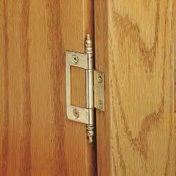 Concealed Hinges For Cabinets Non Mortise Hinges With Finial Rockler Woodworking Tools