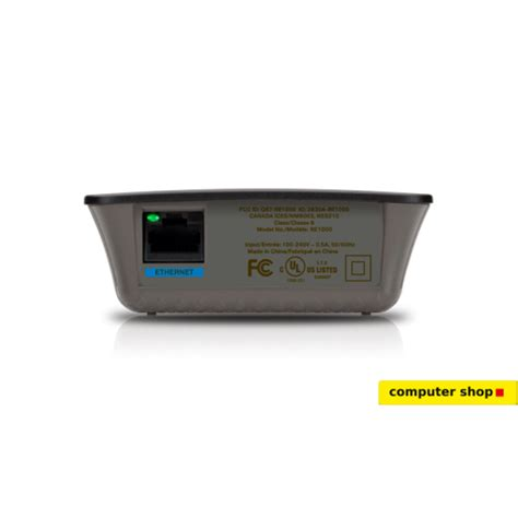 Wifi Extender Linksys linksys re1000 wireless n range extender