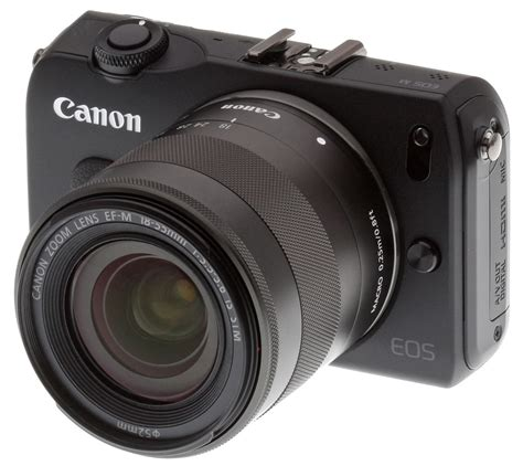 canon eos m canon eos m review