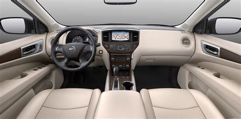 nissan pathfinder 2016 interior 2017 nissan pathfinder facelift unveiled coming to