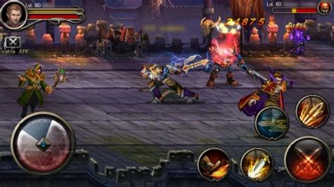 android mmo sidescrolling mmo excalibur available for on android devices