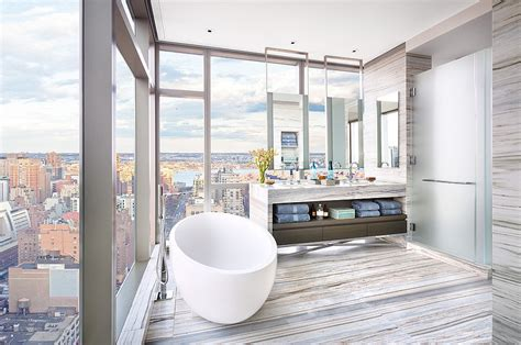 tom brady bathroom tom brady and gisele bundchen s new york home popsugar home