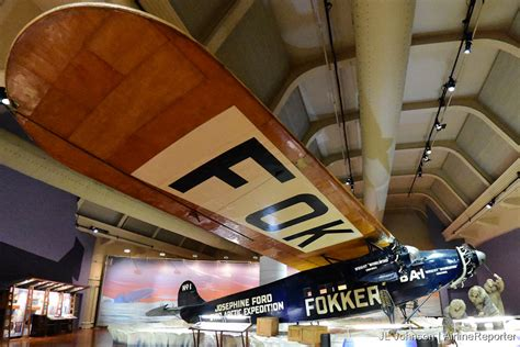 henry ford museum  surprisingly avgeek friendly