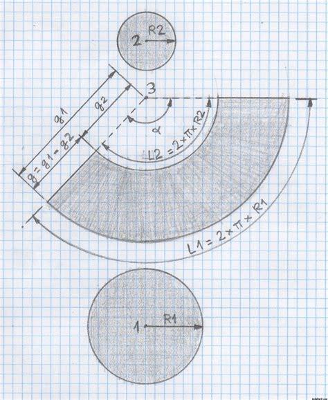 desarrollo tronco cono doovi curso gratis de dise 241 o y realizaci 243 n de maquetas de papel