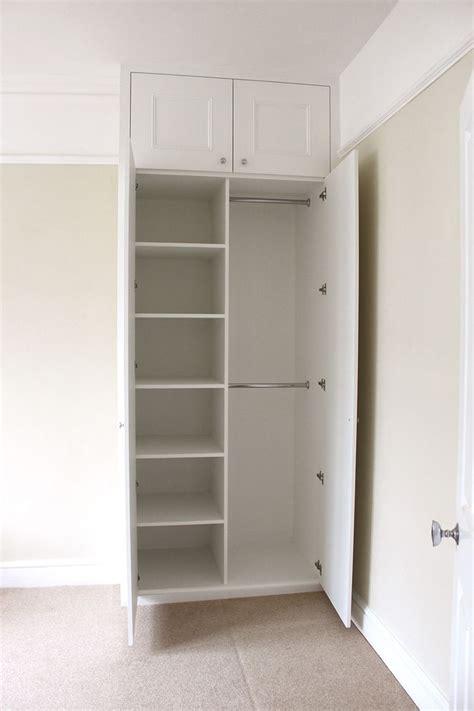 build in wardrobes best 25 built in wardrobe ideas on bedroom