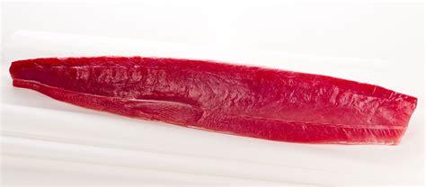 Fish Tuna Loin refresh tuna loin fish is