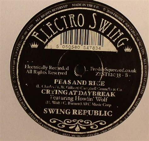 electro swing vinyl swing republic electro swing vinyl at juno records