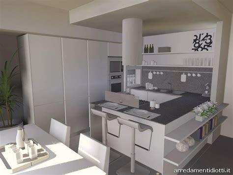 cucine ad angolo con penisola cucina angolare con penisola moderna diotti a f