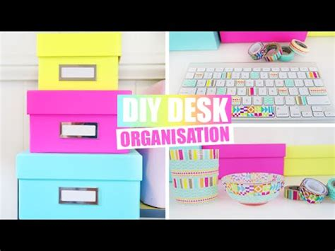 back to desk organization back to desk organisation diy supplies