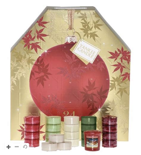 bm christmas b m yankee candle advent calendar count to for less