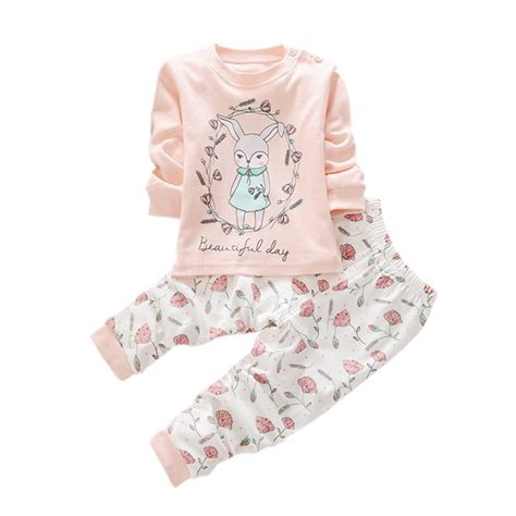 Baby 3in1 2shirt 1pant 2 pcs infant baby sleeve shirt toddler pajamas set sportsuit in clothing sets