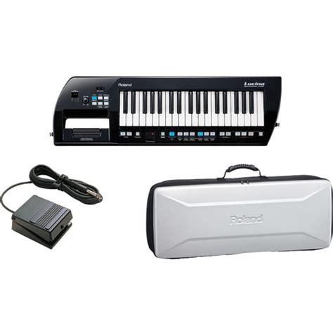 Keyboard Roland Lucina roland lucina ax 09 synthesizer keyboard kit black