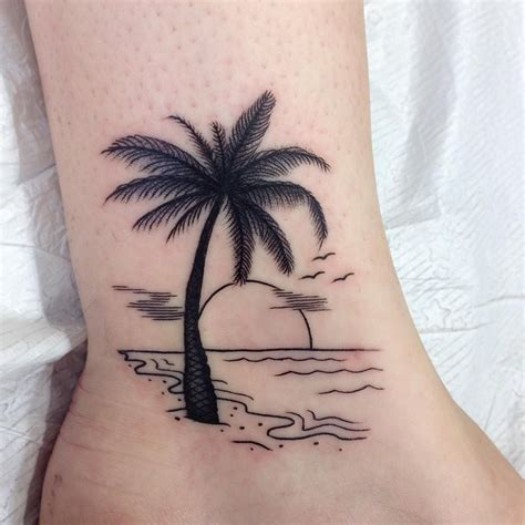 summer tattoos 25 totally tropical tattoos that ll make it summer all