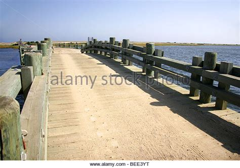 Chappaquiddick Island Bridge Chappaquiddick Stock Photos Chappaquiddick Stock Images Alamy