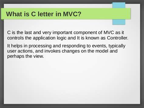 mvc pattern in js mvc design pattern in javascript by admec multimedia institute