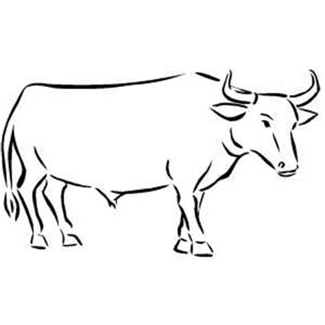 Riding Ox Coloring Pages Coloring Pages Ox Coloring Page