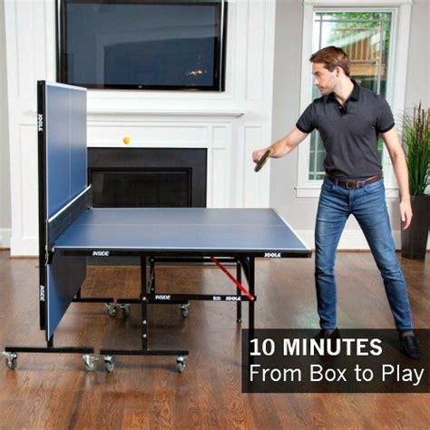 joola inside table tennis table with set joola inside 15mm table tennis table with set
