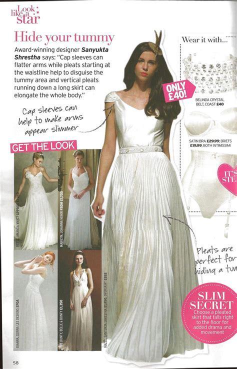 Hide your tummy ? Hazel wedding gown in Perfect Wedding