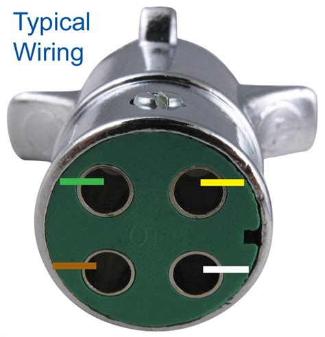 wire    pin trailer wiring connector