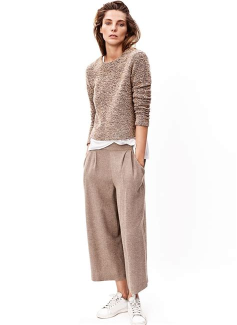 Culotes Pant the culottes trend fashion tag
