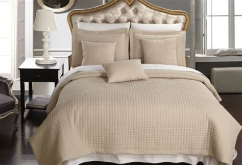 beige coverlet king california king size light linen beige coverlet