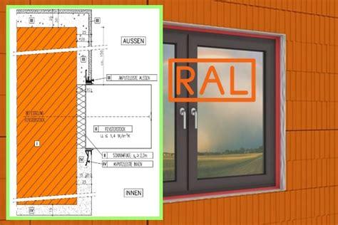 Montage Nach Ral by Ral Montage Fenster Und T 252 Reneinbau Mit G 252 Tezeichen