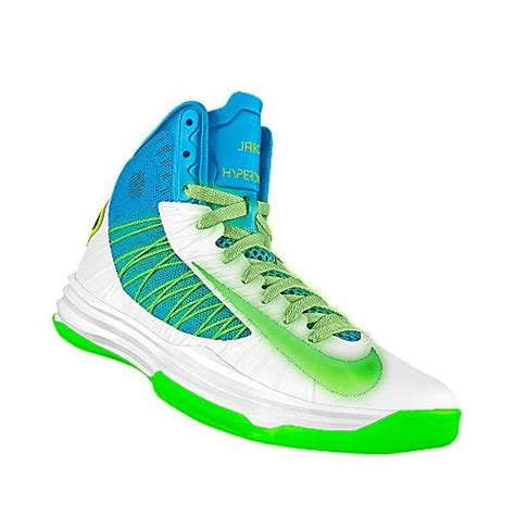 neon blue basketball shoes 17 best images about hyper dunks and cool colored shoes on