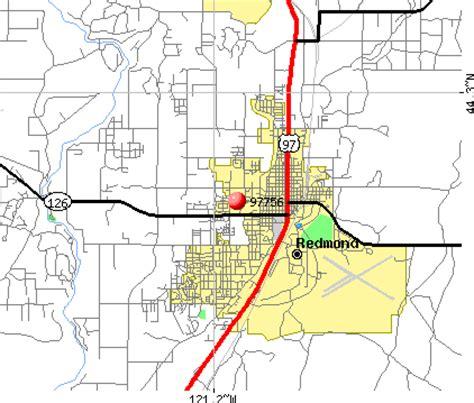 map of redmond oregon 97756 zip code redmond oregon profile homes
