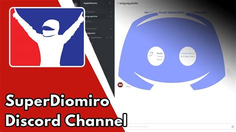 discord music channel superdiomiro discord channel german deutsch 1080p