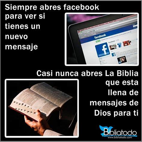 mensajes subliminales que dice la biblia siempre abres tu facebook 191 cuando abres tu biblia