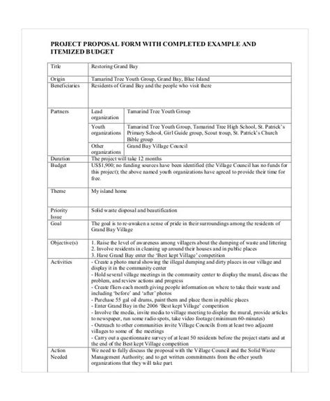 html format get 34 simple proposal formats exles pdf doc