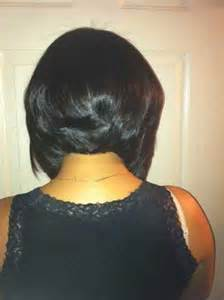 american bob hairstyles back of 30 best bob haircuts for black women bob hairstyles 2017