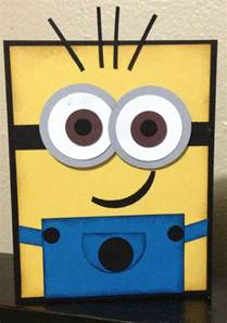 Minion Gift Card - best 20 minion card ideas on pinterest bday cards happy birthday minions and names