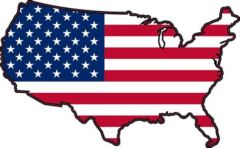 Window Decals Usa by 5 Quot X3 Quot Die Cut Usa United States Of America Flag Bumper