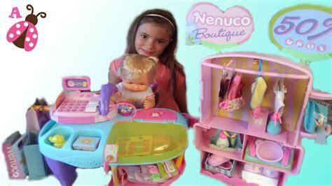 hermanitas traviesas nenuco precio boutique de nenuco la beb 233 nenuco va de compras tienda