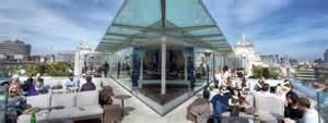 Modern Garden Summer Houses - best rooftop bars in london london bars review