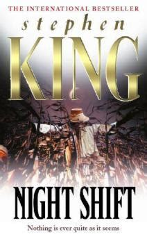 the graveyard shift books shift by stephen king reviews discussion