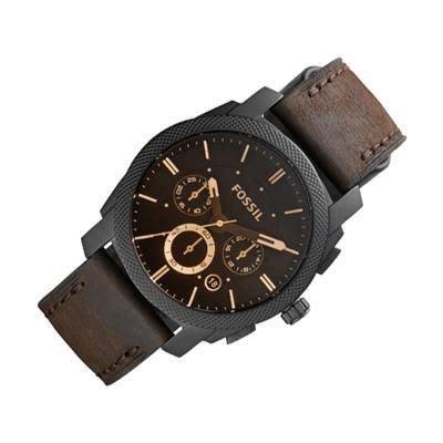 Promo Transparent Battery For 2x18500 fossil machine fs4656 chronographe hommes noir marron