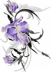 Iris Flower Tattoo Designs » Home Design 2017