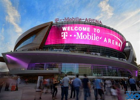 mobile arena t mobile arena the park mgm las vegas arena