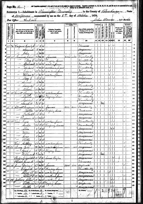 Missouri State Archives Marriage Records Eli Berry Sr