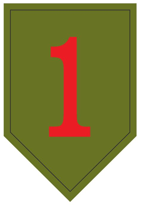division insignia of the united states army wikimedia