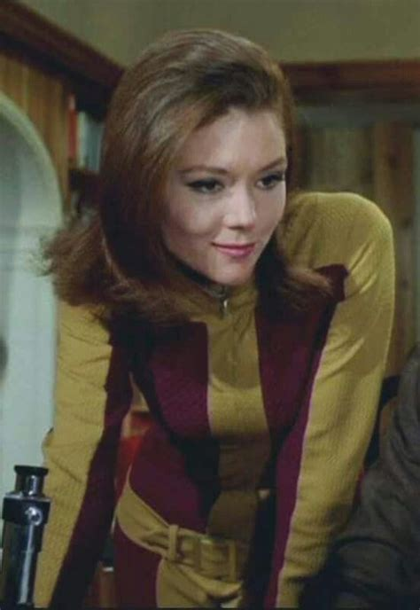 diana rigg in hair curlers 206 best girl crush images on pinterest beautiful women