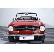 VerkochtTriumph  Triumph TR6