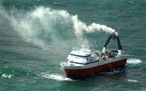 new zealand fishing boat accident report into fishing boat blaze released radio new