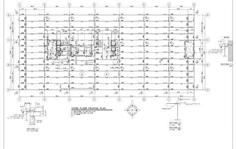 floor framing plans drawings third floor framing plan jpg