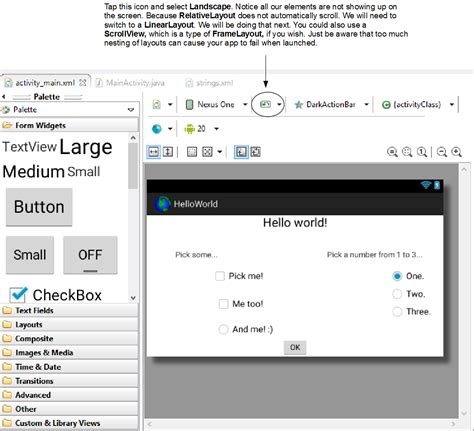 ui layout toggle android ui layout and controls codeproject