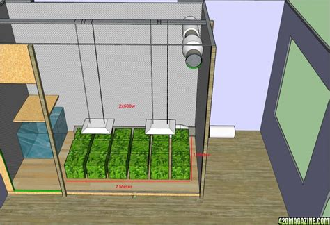 closet grow room setup grow room setup 12 5m3