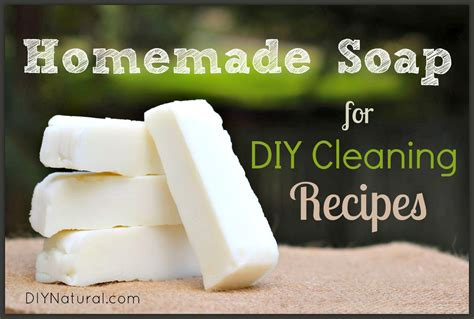 How To Make Handmade Soap - how to make soap a soap for diy cleaning recipes